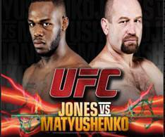 Jones vs Matyushenko