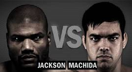 Jackson vs Machida