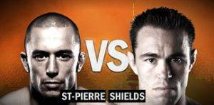 st-pierre vs shields