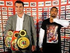 Klitschko vs Haye Fight