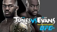 UFC 145 Evans vs Jones MMA