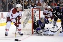 Coyotes vs Kings