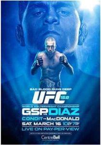 ufc 158 gsp vs diaz