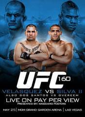 UFC 160 Velasques vs Bigfoot