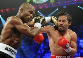 Pacqiao vs Bradley