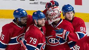 Canadiens vs Rangers Playoff