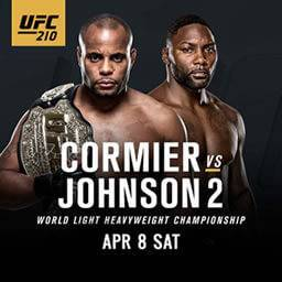 UFC 210 Johnson vs Cormier