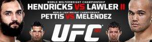 UFC 181 Lawler vs Hendricks