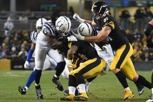 Steelers vs Colts