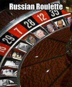 Russian-Roulette Funny