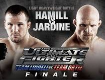 Keith Jardine vs Matt Hamill