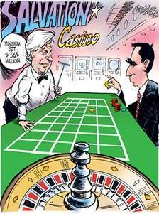 casino cartoon