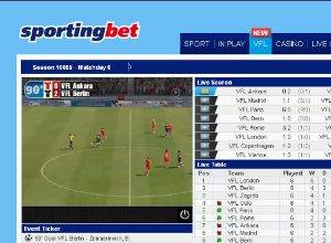 sportingbet virtual football league
