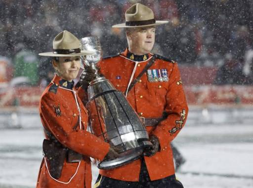 105th Grey Cup Championship Game