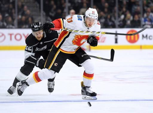 Calgary Flames vs Los Angeles Kings Match Preview & Betting Odds