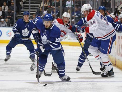 Montreal Canadiens vs Toronto Maple Leafs odds