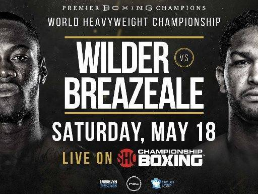Boxing Preview: Deontay Wilder vs Dominic Breazeale